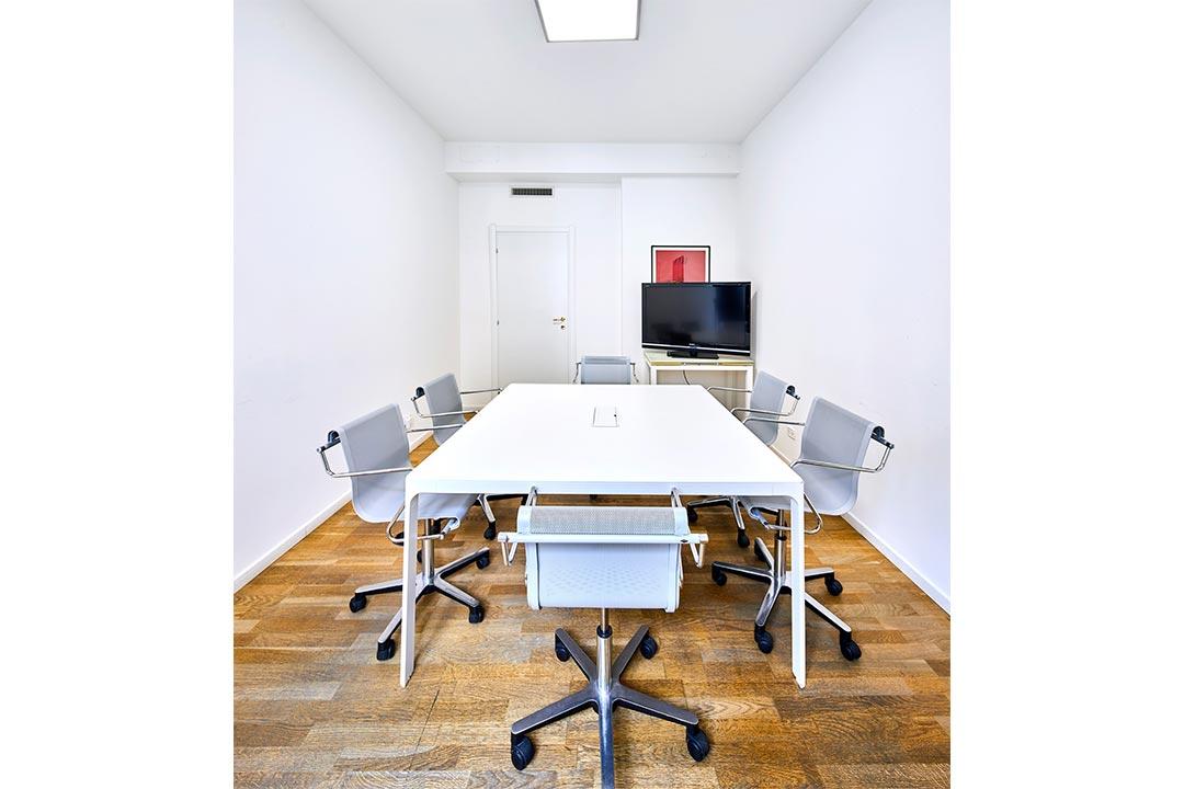 ufficio saletta sala riunione custom spazi esclusivi