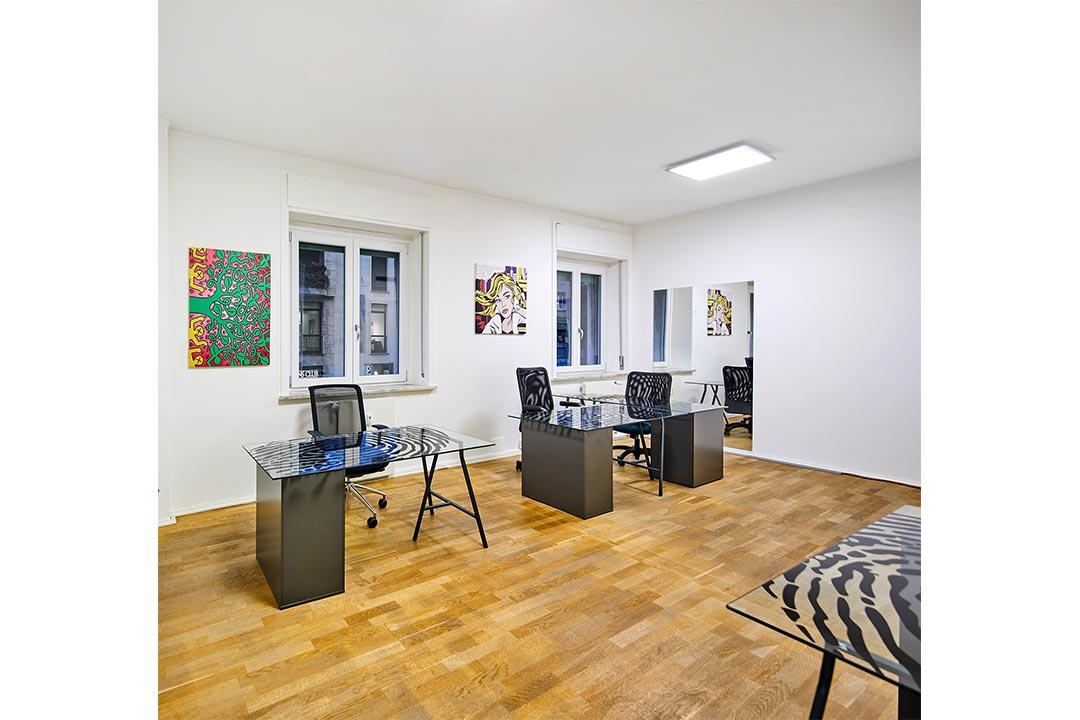 ufficio studio ufficio tavole vetro personalizzati spazi esclusivi