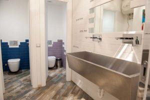 i nostri spazi bagni aree comuni spazi esclusivi