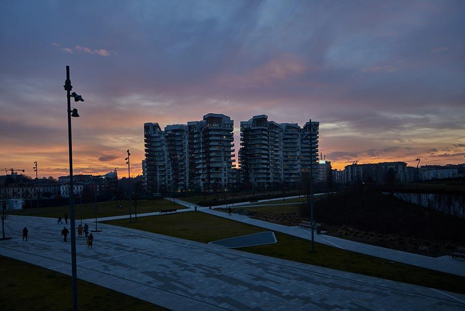 quartiere sempione moderno a milano spazi esclusivi