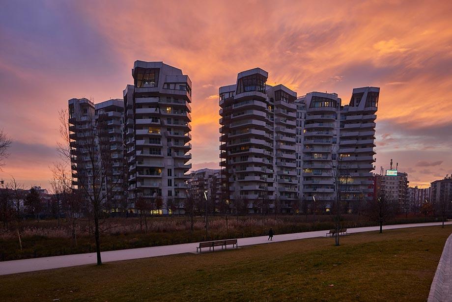 quartiere sempione parco moderno a milano spazi esclusivi